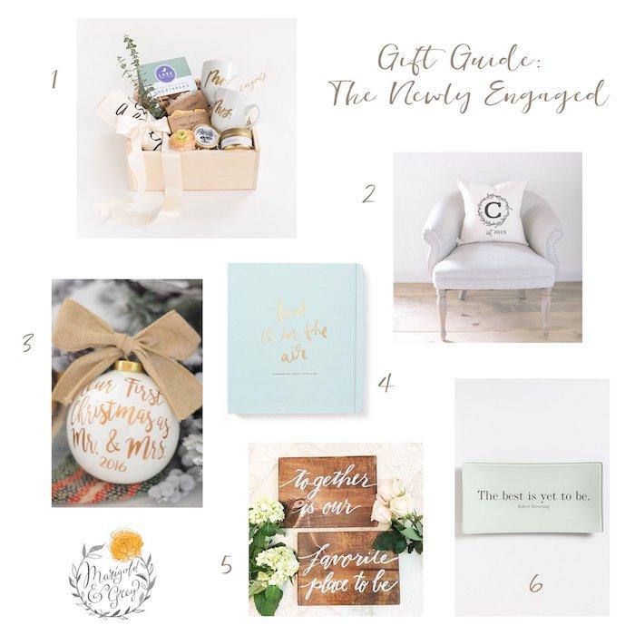 Cadeau fiançailles à Noël, idée de cadeau pour couple, cadeau 1 an couple, 6 idées parfaits pour les jeunes mariées