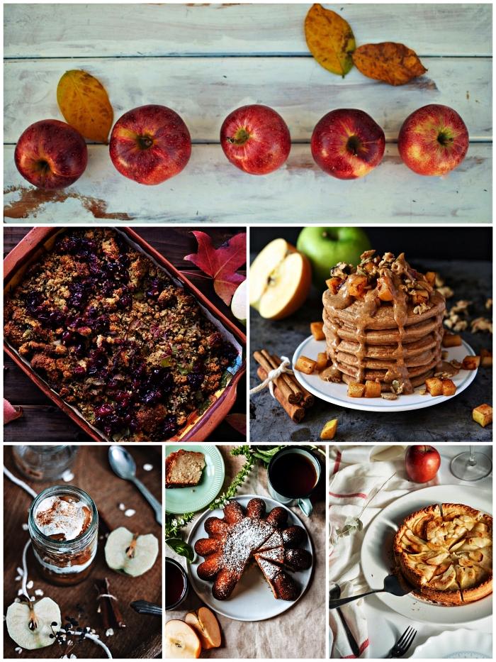 idées de desserts d'automne à base de pommes, que faire avec des pommes, que faire avec des pommes cet automne