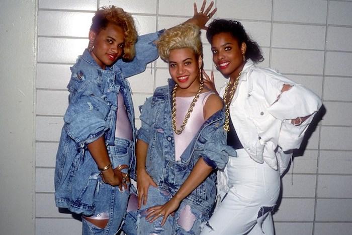 Salt et peppa idée déguisement de groupe, style année 90, s'amuser entre amis, déguisement 90
