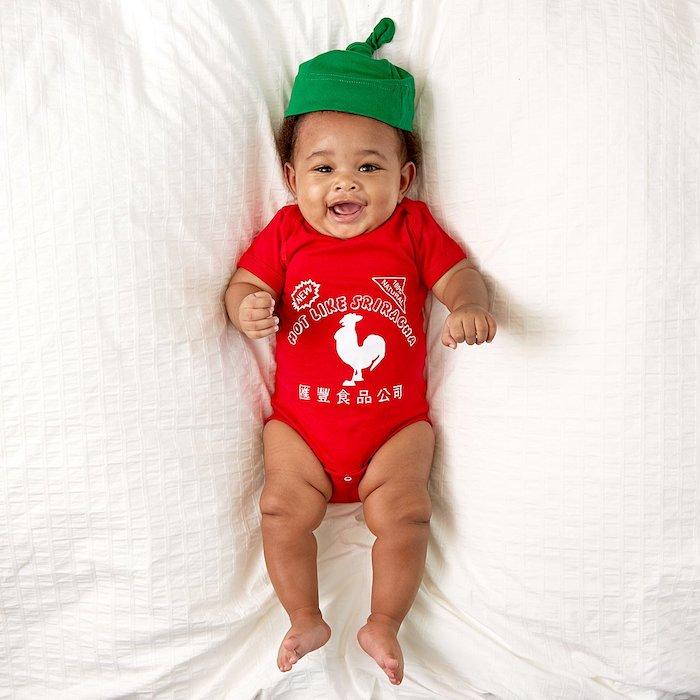 Sauce pour avocat adorable bebe photo de haut, deguisement halloween enfant, idée comment deguiser son enfant