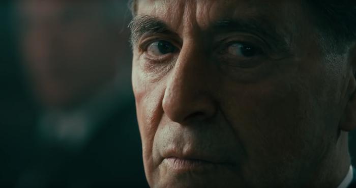 Présenté en avant première au Festival de New York, The Irishman dévoile un nouveau trailer dynamique