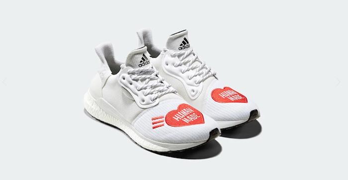 Solar Hu, Adidas et Pharrell Williams créent une collection en partenariat avec Human Made de Nigo, Human Race X Human Made