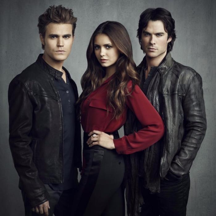 personnages de la série The Vampire Diaries, comment se déguiser pour Halloween, idée déguisement halloween femme