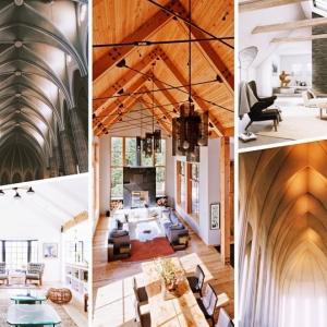 Le salon cathédrale dans toute sa splendeur en 80 exemples inspirants