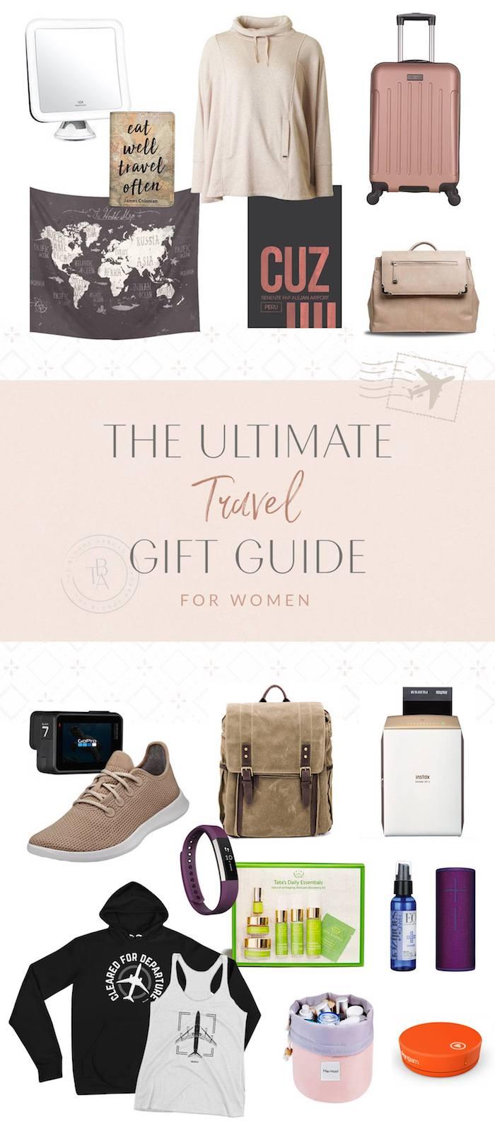 La meilleure idée cadeau voyage, milles idées inspiration cadeau original pour sa meilleure amie
