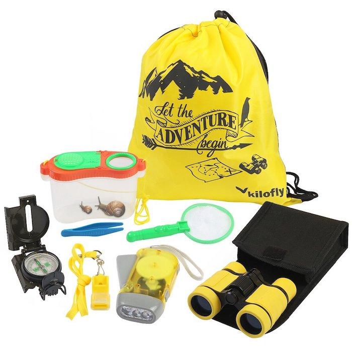 Cadeau bon voyage aventuriste explorateur, idée cadeau voyage, offrir un beau cadeau utile à ses amis