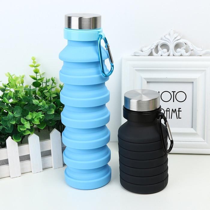 Tasse pliable gobelet moderne eco, cadeau pour voyageur, cadeau de voyage original pour femme
