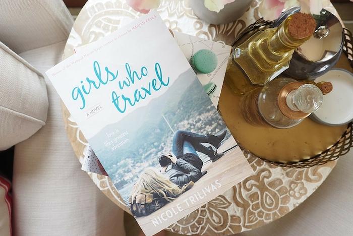 Livre pour les filles qui aiment voyager, cadeau livre meilleure amie, cadeau a offrir, cadeau pour voyageur