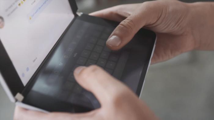 Microsoft Surface Duo, un smartphone nouvelle génération pliable à double écran