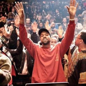 "Kanye West annonce l'arrivée de ""Jesus Is King"" ce 25 octobre"