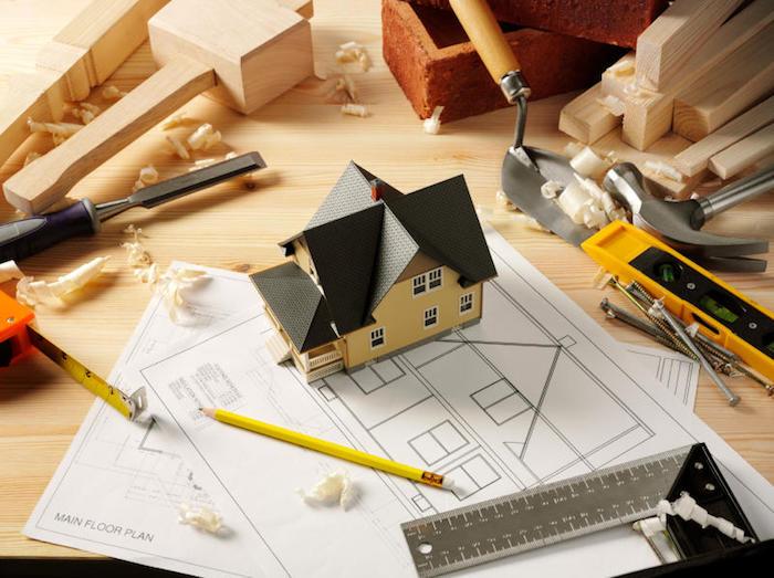 Maison à rénover, projet design maison deux étages, choses à savoir avant de rénover votre maison