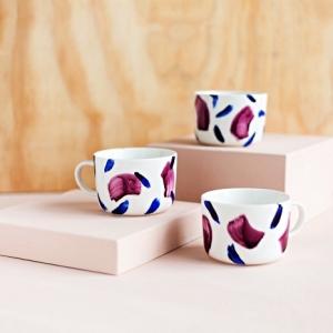 Personnalisez votre vaisselle avec la peinture sur porcelaine et céramique