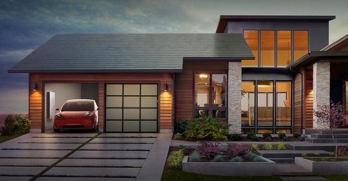 Elon Musk annonce de nouvelles tuiles mois chères et plus simples pour son Solar Roof