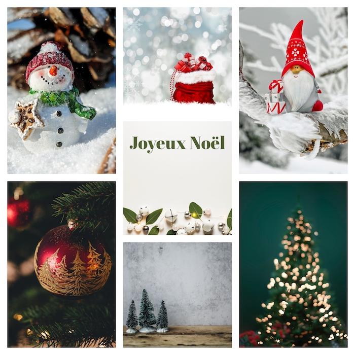 ▷ 1001 + idées d'image joyeux Noël pour envoyer de la joie à vos