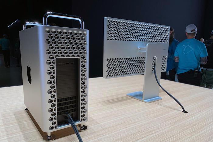 Apple annonce l'arrivée de son nouveau Mac Pro à 6000 dollars et de son écran display XDR pour le mois de décembre