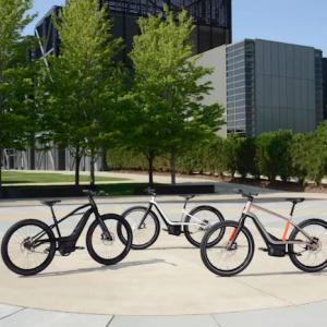 Harley-Davidson dévoile ses prototypes de vélos électriques