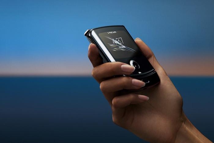 Le Motorola Razr fera son retour dans une version à écran pliable en janvier 2020
