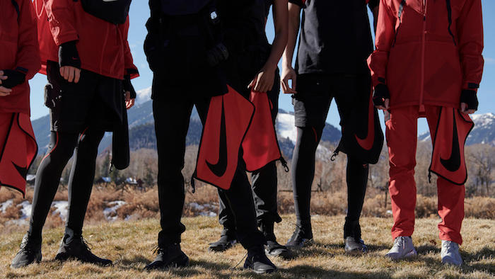 La collaboration entre Matthew Williams et la marque à la virgule revient avec la capsule Nike x MMW Series 003