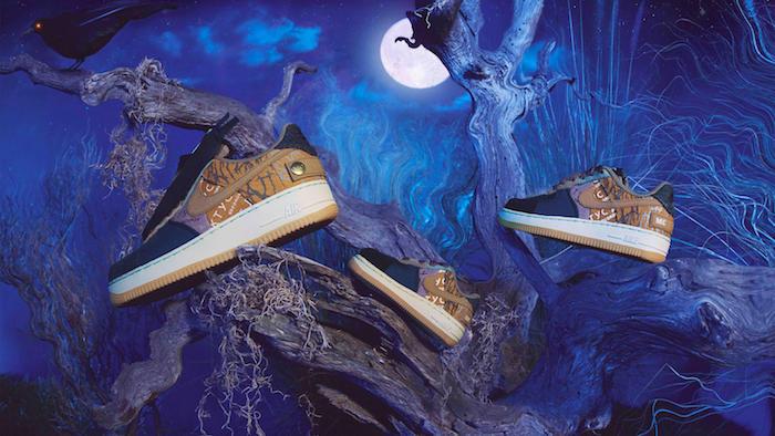 Travis Scott officialise la sortie de la Nike Air Force 1 Cactus Jack pour le 16 novembre