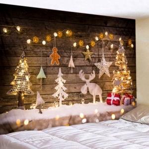 Décoration de Noël à fabriquer en bois - 80 idées faciles à piquer illico