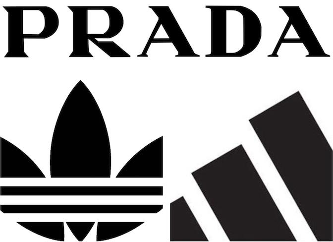 La collection capsule Prada Adidas confirmée sur Instagram ce matin par Prada, Adidas et Adidas Originals