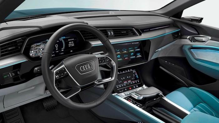 E-Tron Sportback, Audi a dévoilé son nouveau véhicule électrique, version Coupé de son SUV