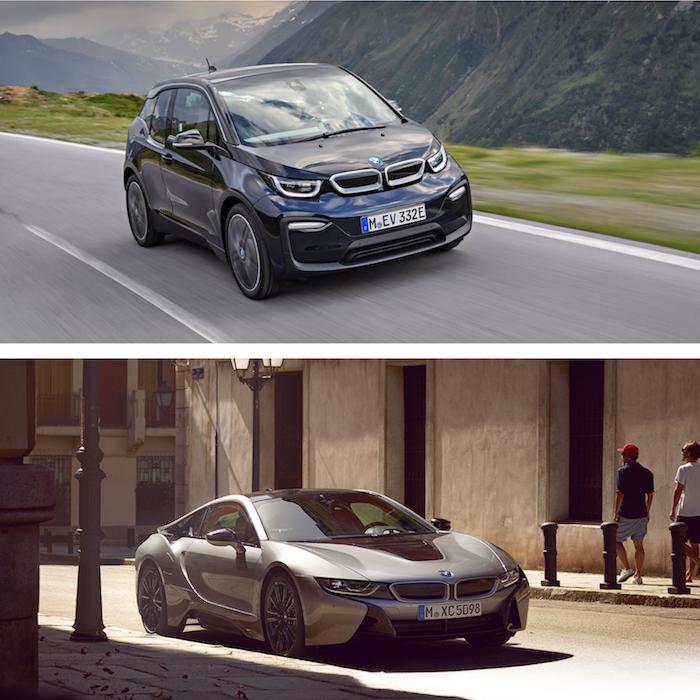 La future BMW i4 électrique affiche 600 km d'autonomie pour 530 chevaux de puissance