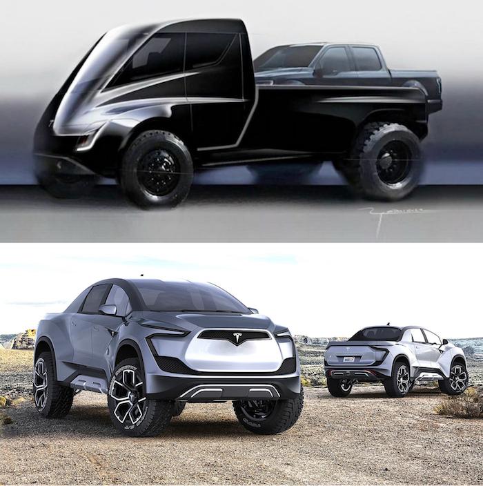 Elon Musk promet une présentation de son Cybertruck au design secret le 21 novembre