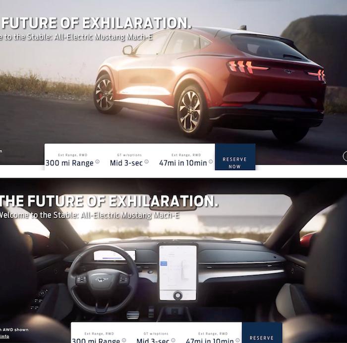 Le site Autoblog a révélé les premières images et spécifications de la Mustang Mach-E électrique à venir ce 17 novembre