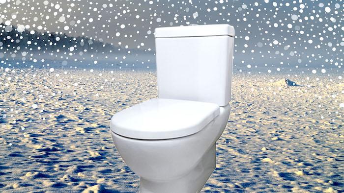 Il est important de bien isoler le sol le mur et le plafond de sa salle de bain