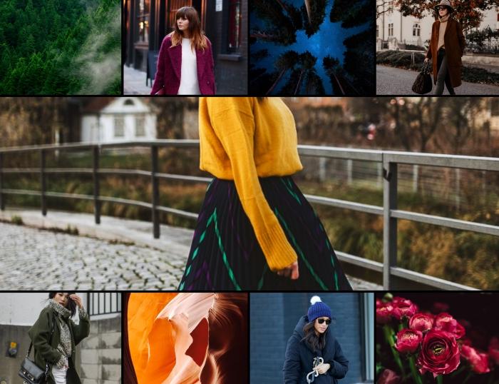 Tendance couleur hiver 2019/2020 : les nuances phares pour la saison