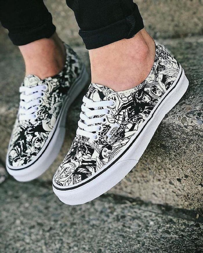 customiser vans france