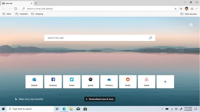 Déjà disponible en version bêta, Edge Chromium de Microsoft a dévoilé son logo et sa date de sortie pour 2020