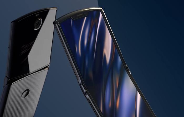 Le Motorola Razr version 2020 arrive en janvier prochain avec son écran pliable