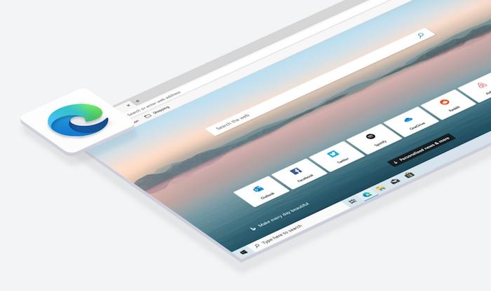 Microsoft a annoncé le lancement de son nouveau navigateur Edge Chromium pour le 15 janvier 2020