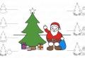 Dessin de Noël – idées de loisir créatif pour petits et grands
