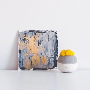 Acrylique pouring pour débutant - comment créer de jolies peintures fluides