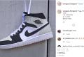 La rumeur d'une collab Dior x Air Jordan 1 prend forme