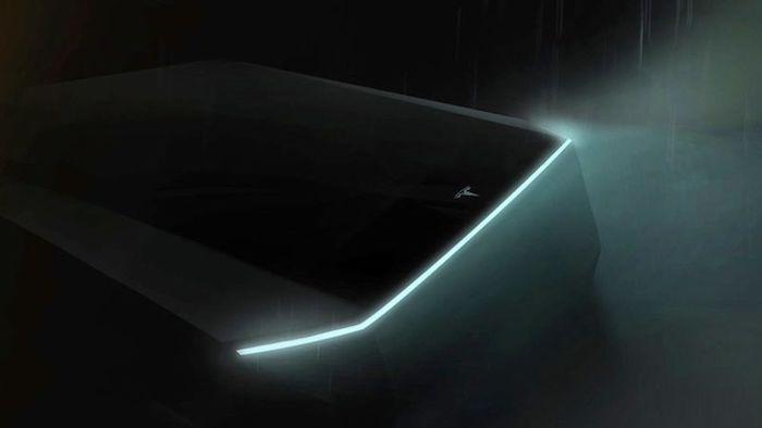 Tesla et Elon Musk annonce que le pick up Cybertruck sera présenté aux environs de SpaceX à Los Angeles