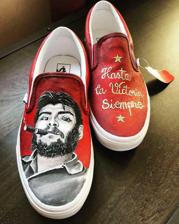 vans customiser