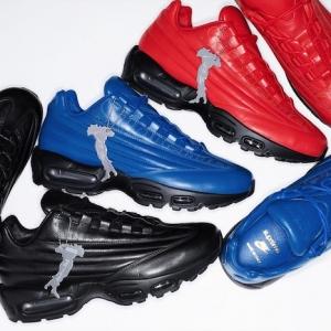 Supreme x Nike Air Max 95 Lux, la sneaker de luxe 100% cuir