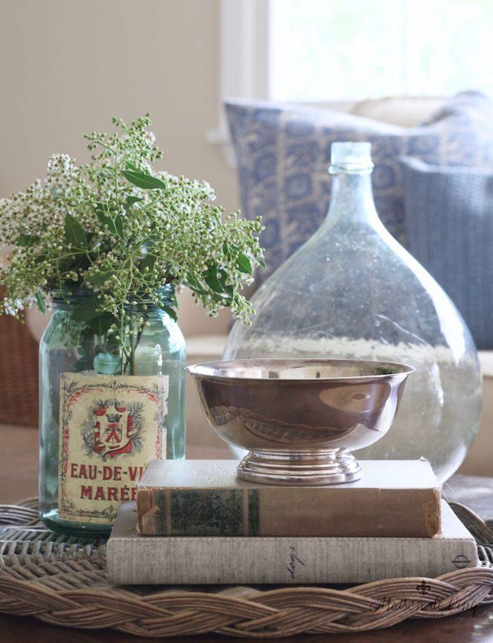 Idée inspiration grand vase deco a poser au sol, deco vases pour la chambre, déco salon vintage