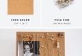 83 modèles de rangement bijoux original à réaliser soi-même