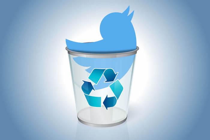 Twitter a annoncé vouloir supprimer les comptes inactifs depuis plus de six mois
