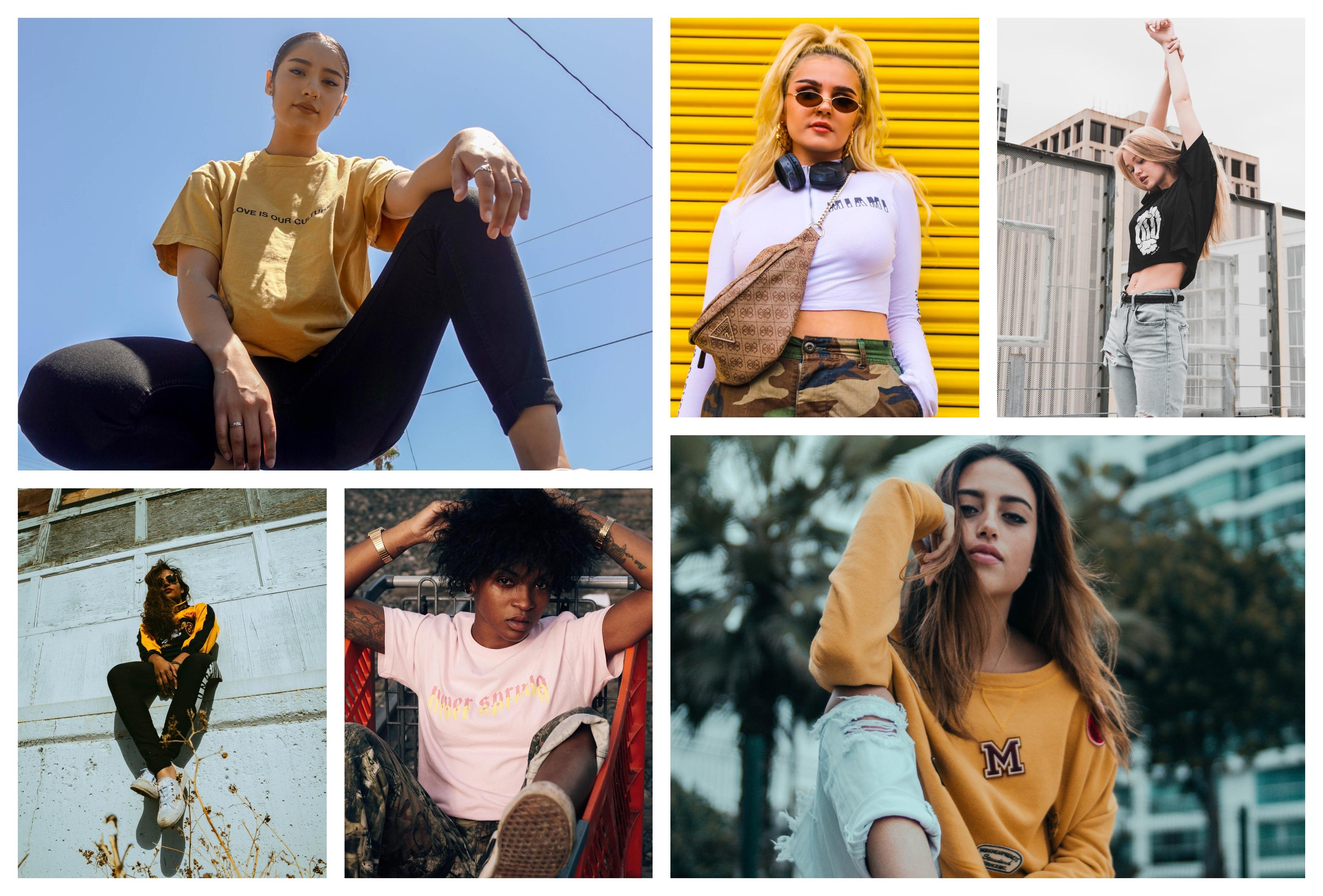 Style streetwear femme – trouver les tendances 2020