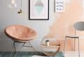 Peindre une chambre en deux couleurs pour un espace stylé