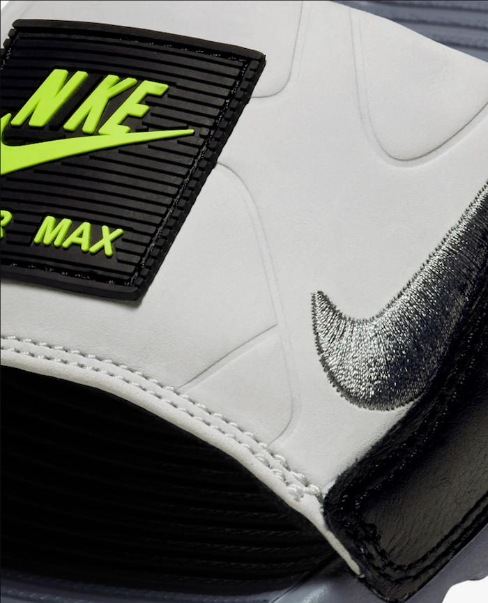 Pour ses 30 ans, la Nike Air Max 90 se transforme en claquettes avec la Air Max 90 Slide