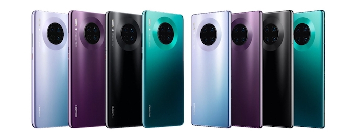 Fabriqué sans composants américaines, le Huawei Mate 30 doit cependant faire sans Android et Google