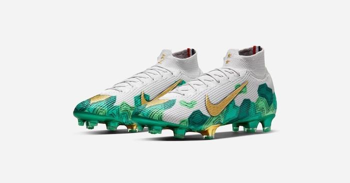 ▷ Kylian Mbappé a présenté sa collection Nike