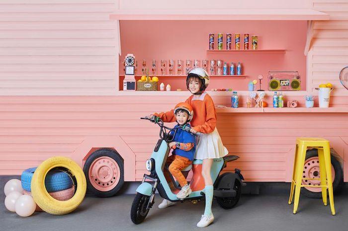 Segway annonce l'arrivée des Ninebot eScooter et eMoped, deux nouveaux véhicules deux-roues électriques